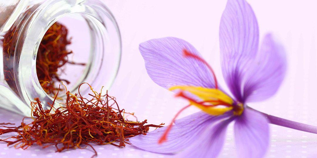 Saffran – för känslomässig balans